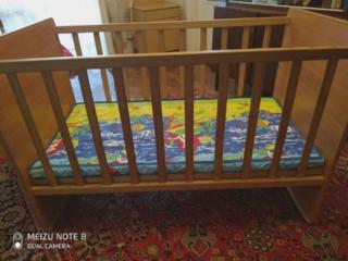 Продам детскую кроватку 530р
