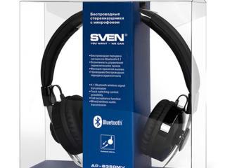 Беспроводные наушники с микрофоном SVEN AP-B350MV