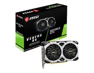 MSI GeForce GTX 1660 SUPER VENTUS XS OC 6G 6GB GDDR6 192Bit