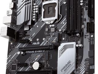 ASUS PRIME Z490-V-SI ATX  Intel Z490 LGA 1200