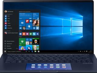 "ASUS ZenBook 13 UX334FLC / 13.3"" IPS FullHD NanoEdge + ScreenPad"