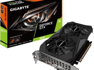 GIGABYTE GeForce GTX1650 D6 4GB GDDR6 WindForce OC 4GB GDDR6 128 bit