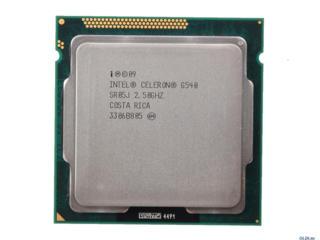 Intel G440, G540 s-1155, 4450e, 8450, 7550, G1840 сокет 1150 и другие