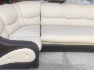 Большой раскладной угловой диван