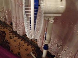 Продам вентилятор напольный на зап. части