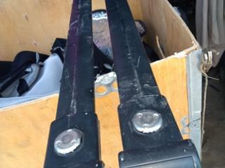 Багажник на крышу, рейлинги, дуги, поперечины. 75 кг на одну дугу.