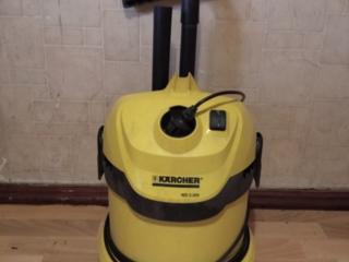 Karcher wd 2.200 пылесос