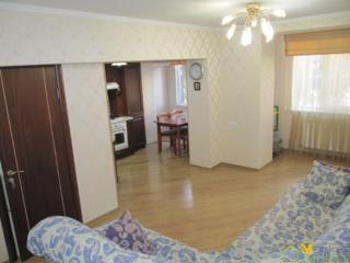 46м2+2 балкона, центр г. Криково, автономка, частично мебель+техника