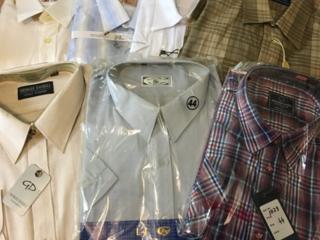 Джинсы, брюки, L, идеальное состояние - от 150л. до 250л. Новые рубашк