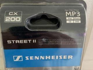 Оригинал наушники! SENNHEISER CX-200