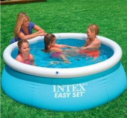 Продам надувной бассейн, детский(новый)