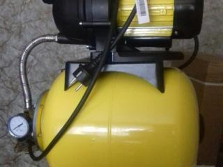 Tu nu ai boiler-duș-mașină automat în casă la țară-Hidroforul te ajută
