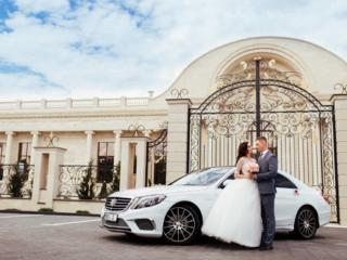Chirie/прокат Mercedes S Class W222 - 25 €/ora (час) & 149 €/zi (день)