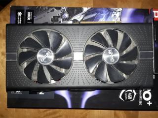 Продам видеокарту Sapphire Nitro+ Radeon RX 580 4Gb 100 $