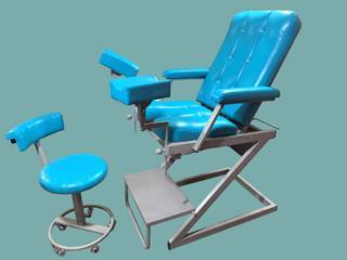 Fotoliu Ginecologic / Fotoliu Recoltare Singe/ Гинекологическое кресло
