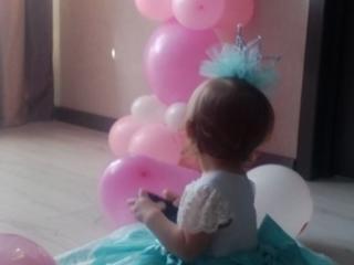 Продажа(300) -Прокат(75)детское платье.