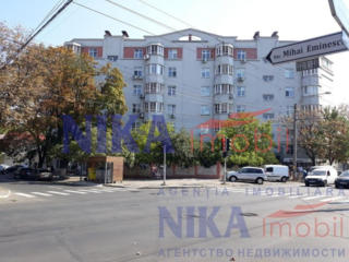 Ул. М. Еминеску. 152кв. м. + гараж