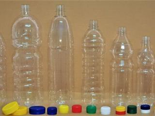 ПЭТ бутылки / пластиковые бутылки / пластиковые канистры / флаконы