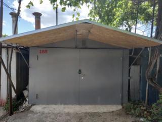 Продаётся или меняется металлический гараж г Бендеры АГСК-5
