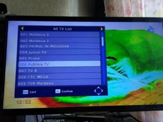Aдаптация HD, прошивка, IP-телевидение, UHD. Установка DVB-T2 - молд