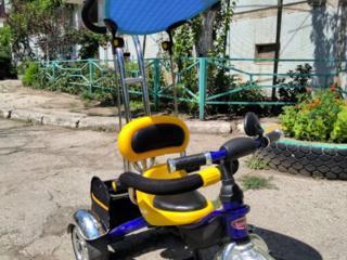 Велосипед-коляска Bambini