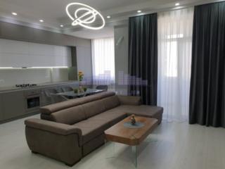 Apartament nou mobilat, 3 camere + salon cu bucătăria