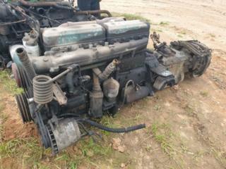 Двигатель. Scania 113.