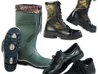 Ботинки и сапоги в ассортименте