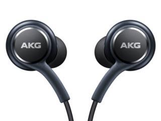 Наушники AKG от Samsung Note 9, оригинал, с комплекта.
