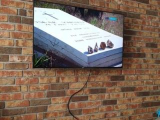 Установка телевизоров, навеска ТВ кронштейнов на стену. Монтаж.