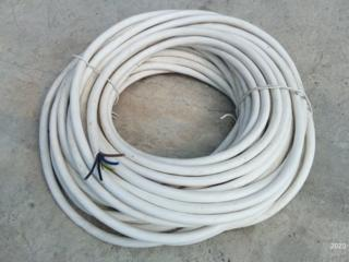 Породам кабель ПВСнГ 5*6 50 метров новый