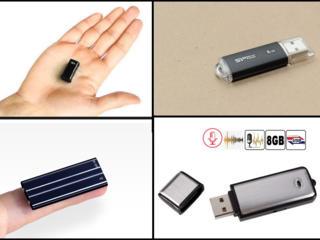 Флешка диктофон 8 GB, Stick reportofon 8 GB