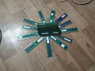 DDr3 4гб 1600 250р, Ddr3- DDR2 2 гб(Частоты разные, на комп)