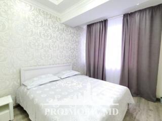 Spre chirie apartament în bloc nou, situat la etajul 11, Rîșcani, ...