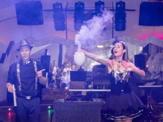"""""""Шоу мыльных пузырей"""" у вас на свадьбе!"""