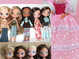 Куплю кукол bratz kidz, barbie и monster high