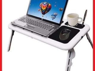Для ноутбука - столик раскладной E-Table