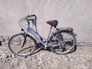 Отличный европейский велосипед!