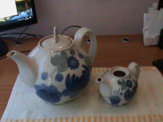 Заварные чайники