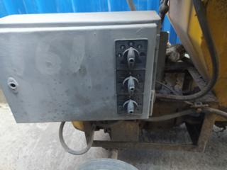 Штукатурная станция. Штукатурный агрегат. Zremb AS10MB