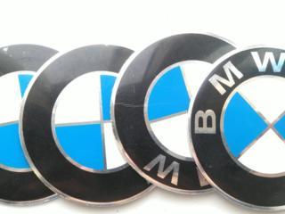 Продам самоклейки BMW на дисковые заглушки, диаметр 64 мм.= 50 руб.