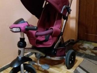 Tricicletă în stare ideală