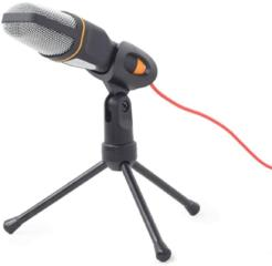 Gembird MIC-D-03 Desktop microphone with a tripod /
