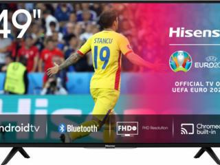 Hisense 49B6700PA / 49'' DLED FullHD SMART TV Android TV 9.0