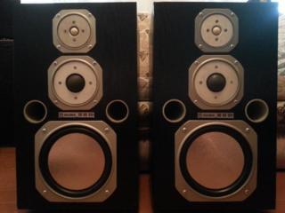 Продам отличные мощные напольные колонки Estonia 35ас-021.