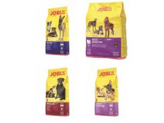 Корм для собак JosiDog Sensitive, Active, Regular