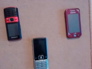 Продаются мобильные телефоны с сим-картами