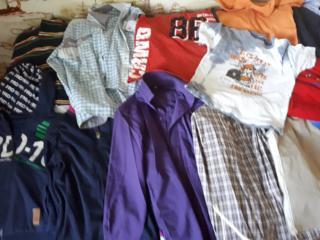 Детская одежда для мальчиков.