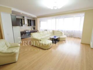 Apartament spre chirie cu o suprafață generoasă de 130 mp, în ...