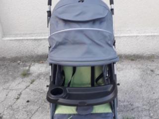 Летняя детская коляска.